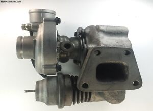Vw 1 6 Diesel Jetta Golf Rabbit 79 94 K14 Turbo Turbocharger Rebuilt 1 9 Aaz
