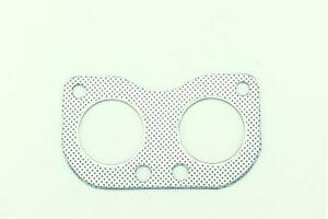 Exhaust Flange Gasket Replacement Multi layer Steel Round Port Pontiac 6 0l Each