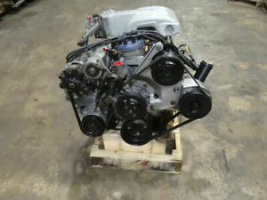New 1985 Ford Complete 302 Ho High Output Engine Factory Motor Oem 5 0l Lincoln