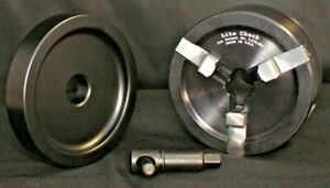 Brake Lathe Adapter Lite Chuck Adapter Kit