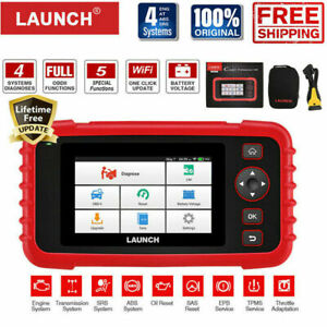 Obd2 Scanner Launch X431 Crp Pro 129x Cr529 Car Diagnostic Scan Tool Code Reader
