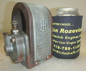 Ihc Type R Magneto Serial No 250090 Hit And Miss Gas Engine Ihc M Or Mogul Mag