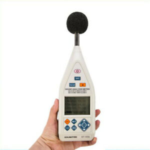 Tenmars St 105l Sound Level Meter Integrating Comply With Class 1 Audio