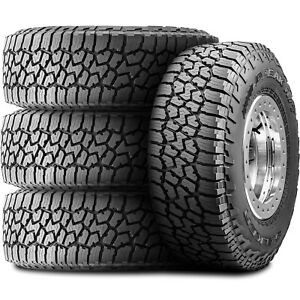 4 New Falken Wildpeak A t3w 265 70r16 112t At All Terrain Tires