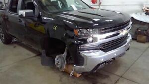Front Clip New Style Lt Fits 19 Silverado 1500 Pickup 2118881