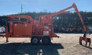 2 Vermeer Bc1800xl Wood Chippers For Sale