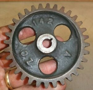 6hp Fairbanks Morse Z Magneto Gear Zc142a For Sumter Mag Old Gas Engine Fm