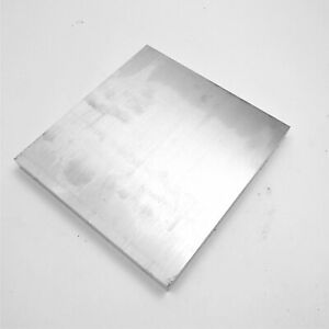 875 Thick 6061 Aluminum Flat Plate 9 5 X 10 Long Solid Flat Stock Sku 122265