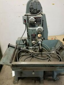 Sunnen Honing Machine And Tooling Cabinet Not Selling For Less Than 2000