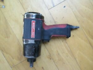 Craftsman 1 2 In Pneumatic Heavy Duty Impact Wrench 875 199840 Working Tool