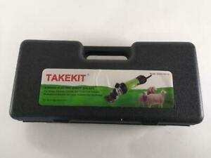 Takekit Sheep Shears Professional Electric Clippers Model Ss6s 380 g used