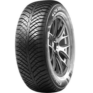 4 New Kumho Solus Ha31 185 65r14 86t A s All Season Tires