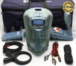 Radiodetection Spx Rd7000dl Cable Pipe Locator W Tx 3 Transmitter Rd 7000 Dl