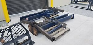 9 000 Pound 2 Post 220 Hydraulic Car Lift Made In The Usa