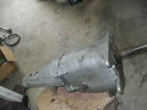 1962 1963 Chevy And Corvette Early T 10 Borg Warner Transmission 327 348 409