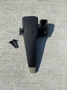 02 13 Avalanche Escalade Ext Oem Hard Tonneau Bed Cover Release Lock Handles Lh