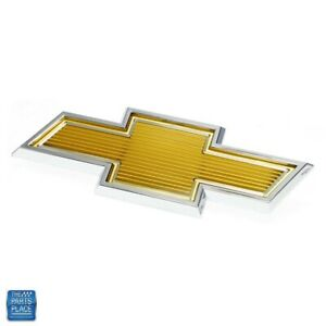 1980 Chevy Truck Bowtie Grille Emblem Includes Mounting Nuts Gm 14007555 Each