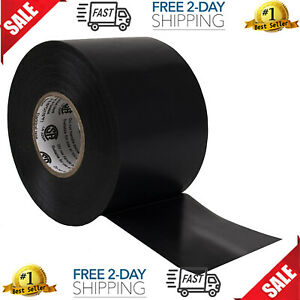 Premium Quality Electrical Tape 2 In Wide 66 Ft Long Flame Retardant Vinyl 7 Mil