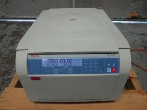 Thermo Fisher Scientific Heraeus Multifuge X1 Centrifuge With Rotor