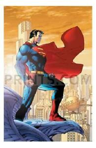 Jim Lee For Tomorrow Canvas Giclee $825.00