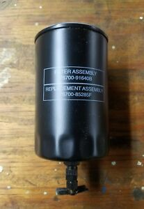 Fuel Water Separator Filter With Drain Valve Mep 802a 803a 1 85285f 76700 91640b