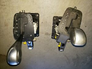 2003 2011 Saab 9 3 Transmission Shifter Assembly