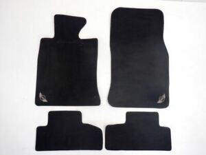 Mini Cooper Hatchback Floor Mat Set Black 51479181159 07 13 R56 204