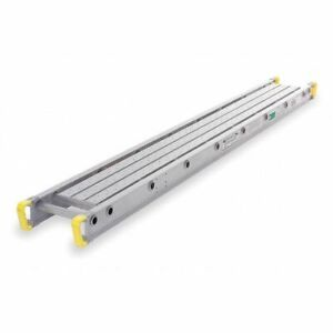 Werner 2020 One person Scaffolding Stage 20 Ft L