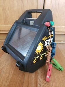 Gallagher S17 Portable Solar Charged Fence Energizer new Battery