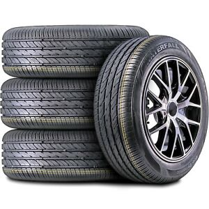 4 New Waterfall Eco Dynamic 195 65r15 95v Xl A s Performance Tires
