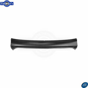 64 66 Mustang Coupe Rear Window To Trunk Deck Lid Filler Panel Dynacorn