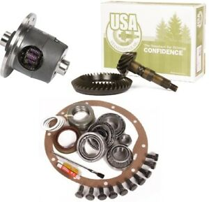 1965 1971 Gm 8 2 Chevy 10 Bolt 3 55 Ring And Pinion Auburn Posi Usa Gear Pkg