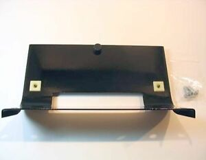 Mopar 1968 69 Dodge Charger 1970 72 Plymouth Cuda Front License Plate Bracket