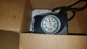 2008 2009 Dodge Caliber Srt4 Boost Gauge Oem Auto Meter With Pod