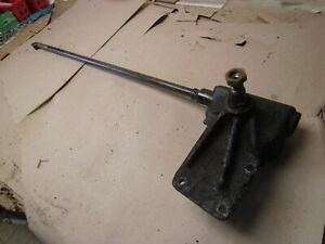 1959 1960 Studebaker Lark 59 60 61 Manual Steering Box W Shaft 63 64 Hot Rat Rod
