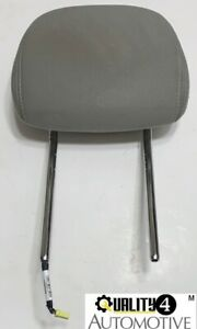 2010 16 Jeep Patriot 9 12 Caliber Headrest Front Active Head Rest Oem Gray Cloth
