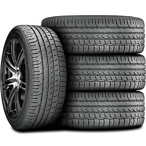 4 Goodyear Eagle F1 Asymmetric All season 275 40r18 Zr 99y A s High Performance