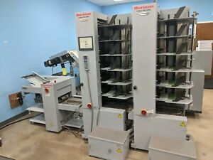 Horizon Vac 60 St 40 Collating System See Video Link bourg Duplo