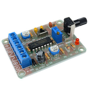 Dc 12v Sine Square Triangle Icl8038 Monolithic Function Signal Generator Module
