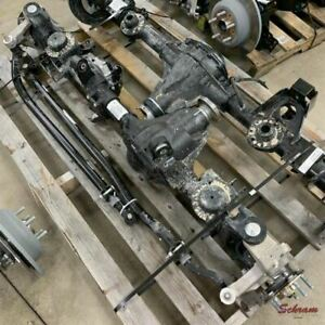 Jeep Wrangler 2020 M210 Axle Assembly Front 4wd 3 73 Ratio 150 Mi 2050797