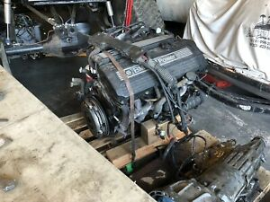 Bmw E36 S52 M3 Engine Take Out Complete 169k Miles