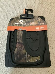 Mossy Oak Break Up Camo Rear Floor Mat Car Truck Set Of 2 New In Package
