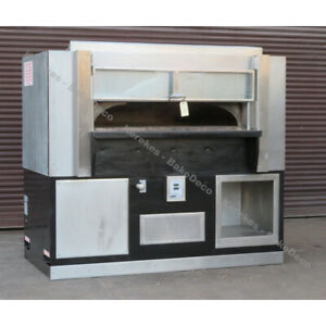 Woodstone Ws fd 8645 rfg l ir w ng Pizza Oven Used Very Good Condition