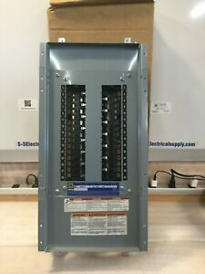 Square D Nq430l1c Panelboard Interior 100 Amp 240vac 48vdc 30 Spaces