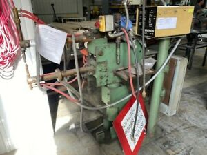 Roman Engineering 480v Spot Welder Entron Controls