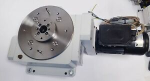 Weiss Tc220t Rotary Table Indexer 2 Station W Motor 230d 400y 270d 480y Cable