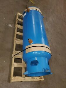 Manchester 302421 120 Gall Vertical Compressed Air Receiver Storage Tank 200 Psi