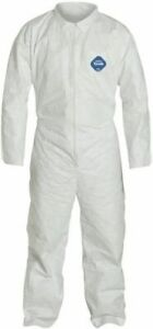Dupont Tyvek Coverall Ty120 Zipper Front large