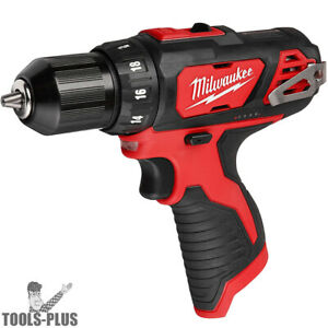 Milwaukee 2407 80 M12 3 8 Drill driver tool Only