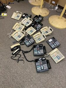 Norstar And Meridian M7310 Office Phones
